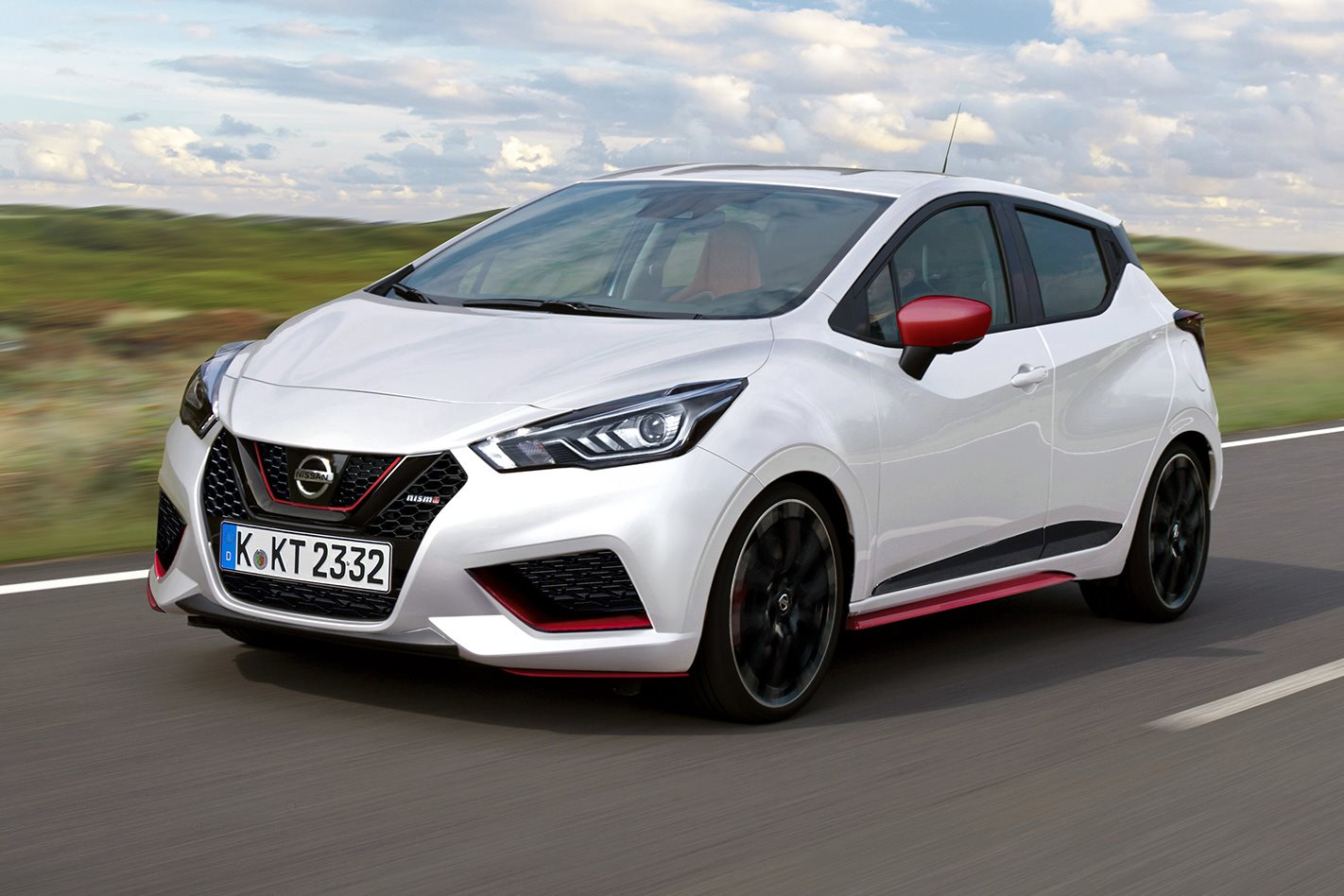 2017 nissan micra hot hatch tuned by nismo on australia s wishlist wheels. Black Bedroom Furniture Sets. Home Design Ideas