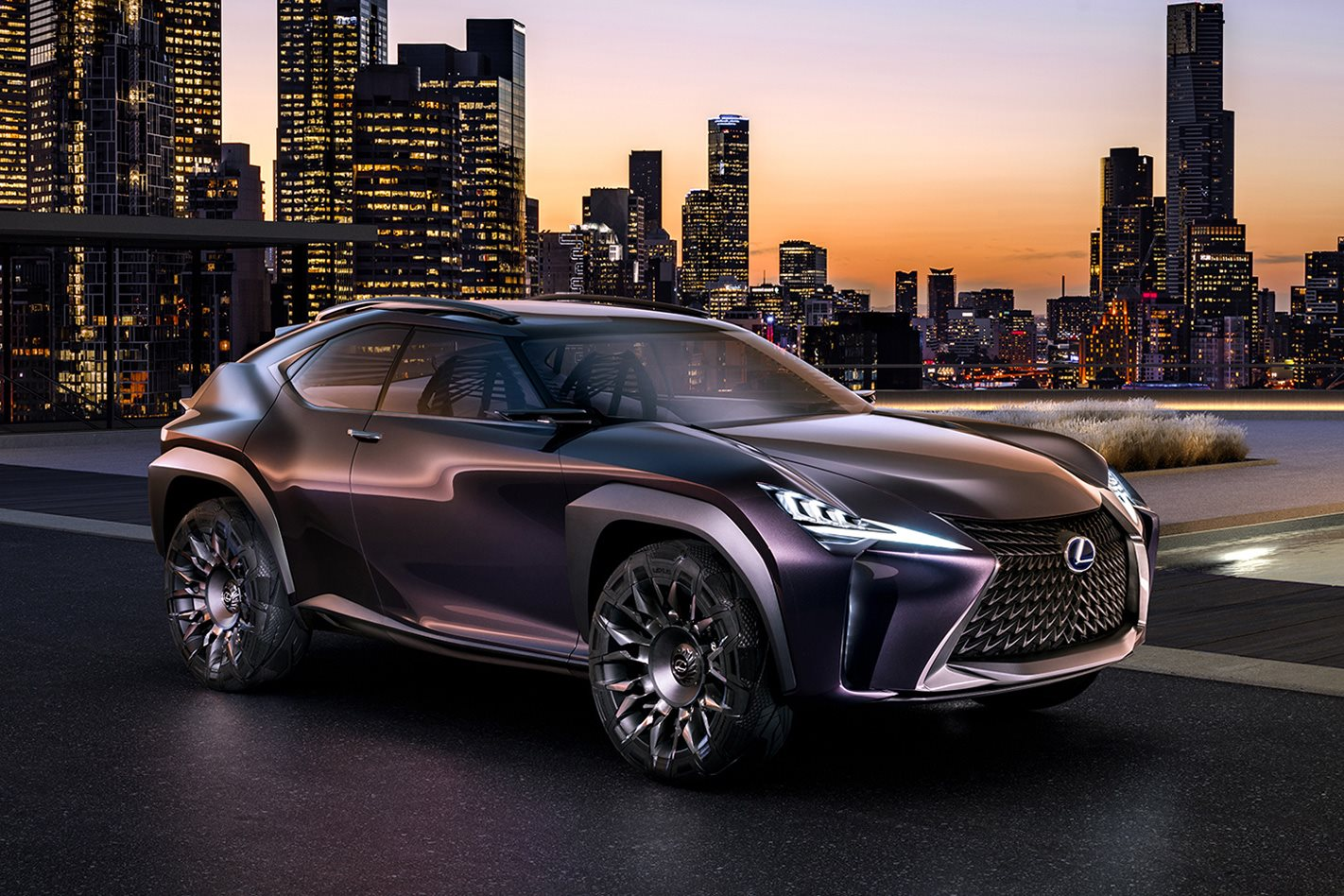 Lexus Australia Adds Baby Suv To Wanted List