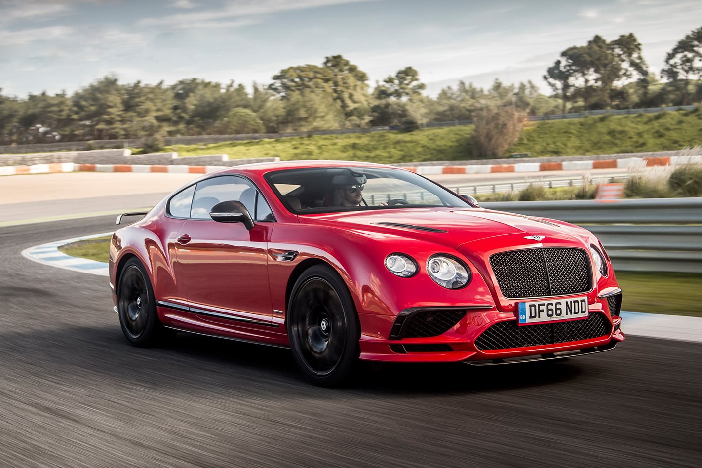 2017 Bentley Continental Supersports Review