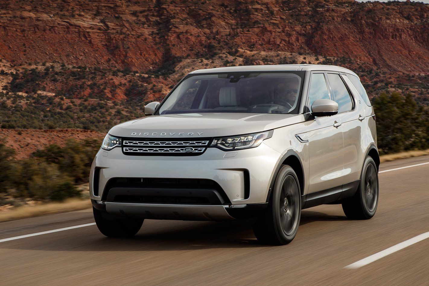 Land Rover Discovery Review - Alpina discovery review