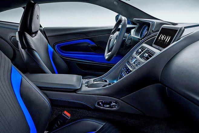 Aston Martin DB11 Q rear