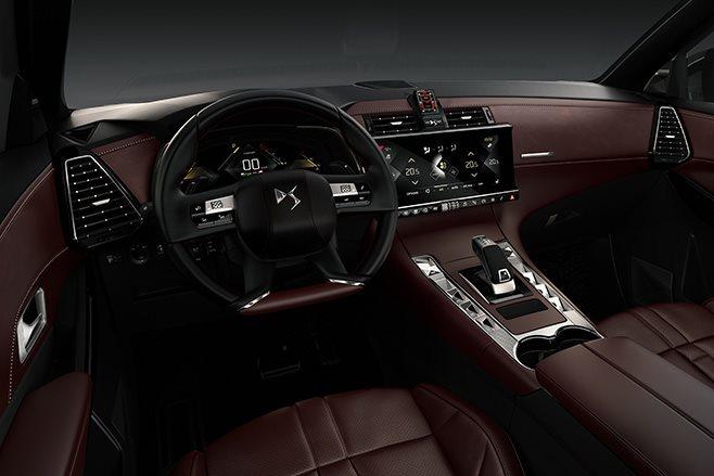 2017 Geneva Motor Show: DS7 Crossback revealed