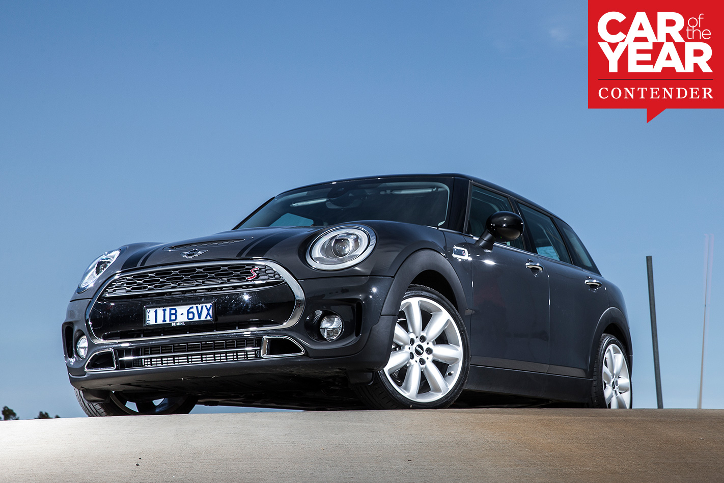 Mini Clubman 2017 Car Of The Year Contender