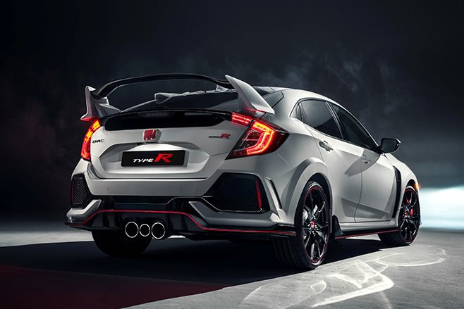 Honda Civic Type R revealed