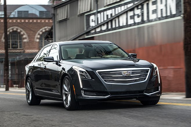 Cadillac 2021