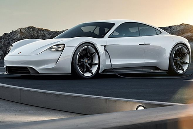 Mission E to spawn electric Porsche range