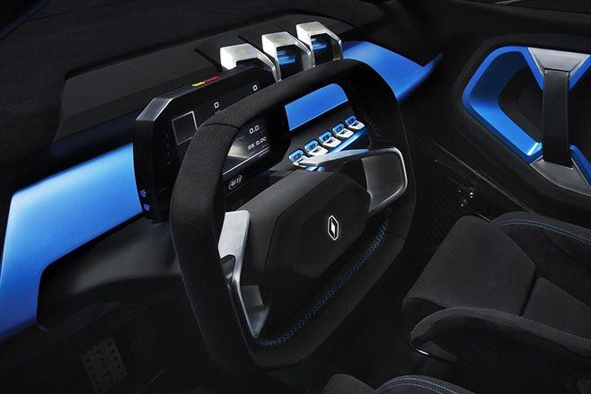 Renault Zoe e-Sport interior