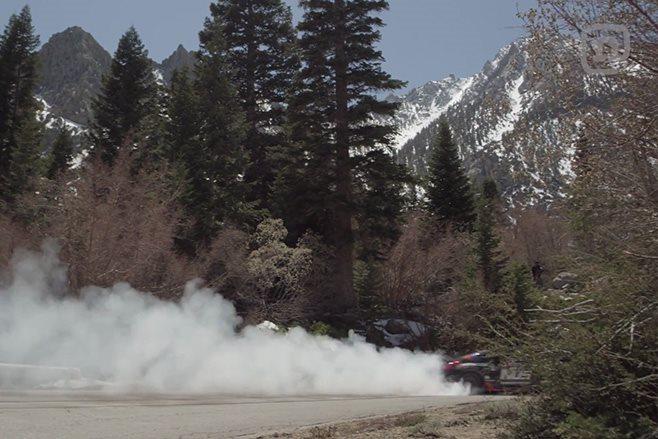 CHRIS FORSBERG V8 DRIFT mountain