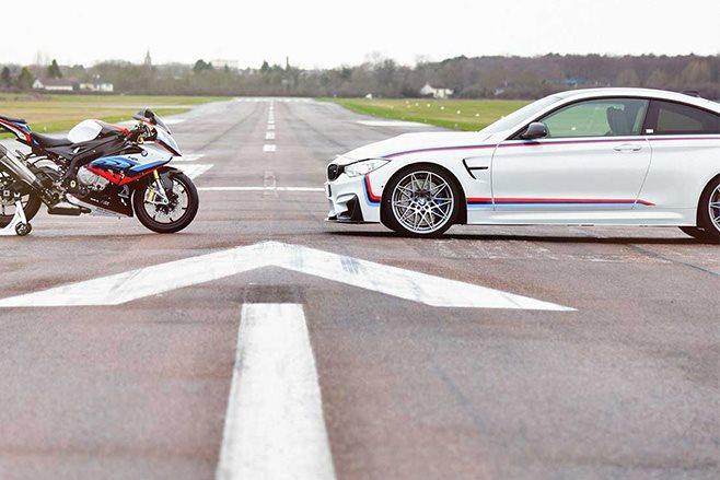 BMW M3 Magny-Cours motorbike