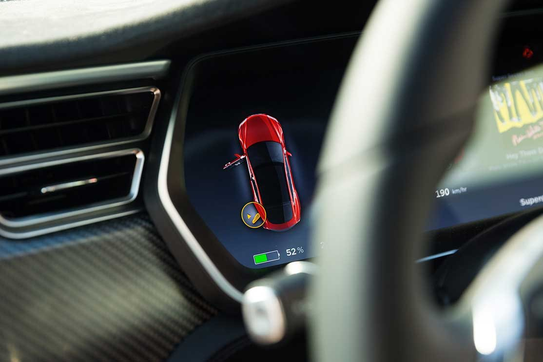 Life with a Tesla Model S P100D: Surviving without a home