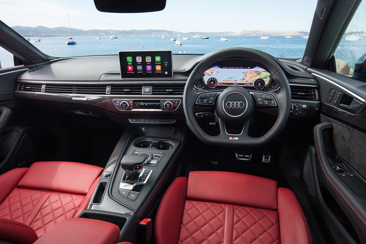 New Audi A4 Avant Photos Photo Gallery  sgCarMart