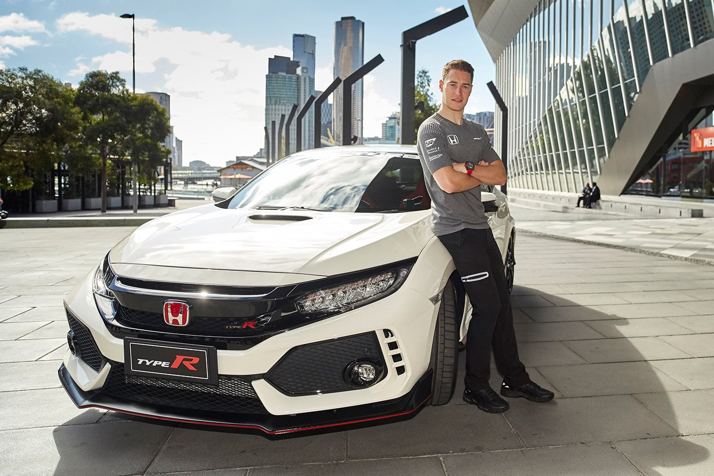 Honda Civic Type-R Video Teaser