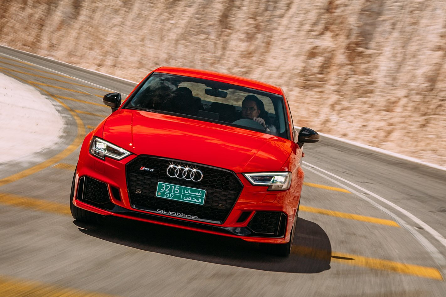 New 2017 Audi RS3 Sedan Review