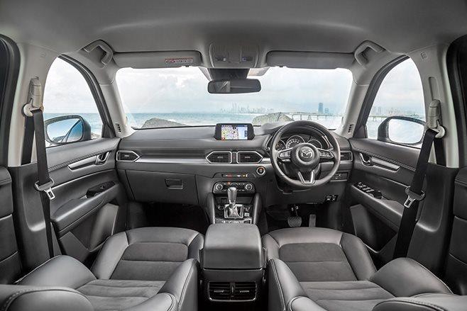 2017 Mazda Cx 5 Review Wheels