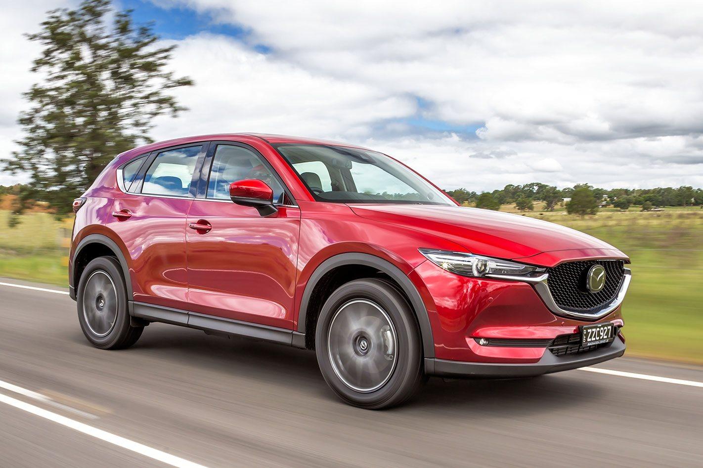 Mazda 3 Axela 2017 >> Hot Mazda CX-5 MPS in pipeline