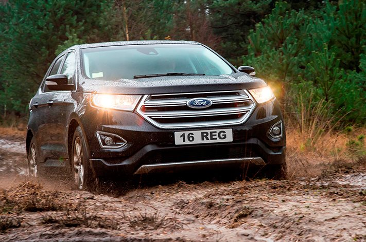 Ford Edge Territory replacement