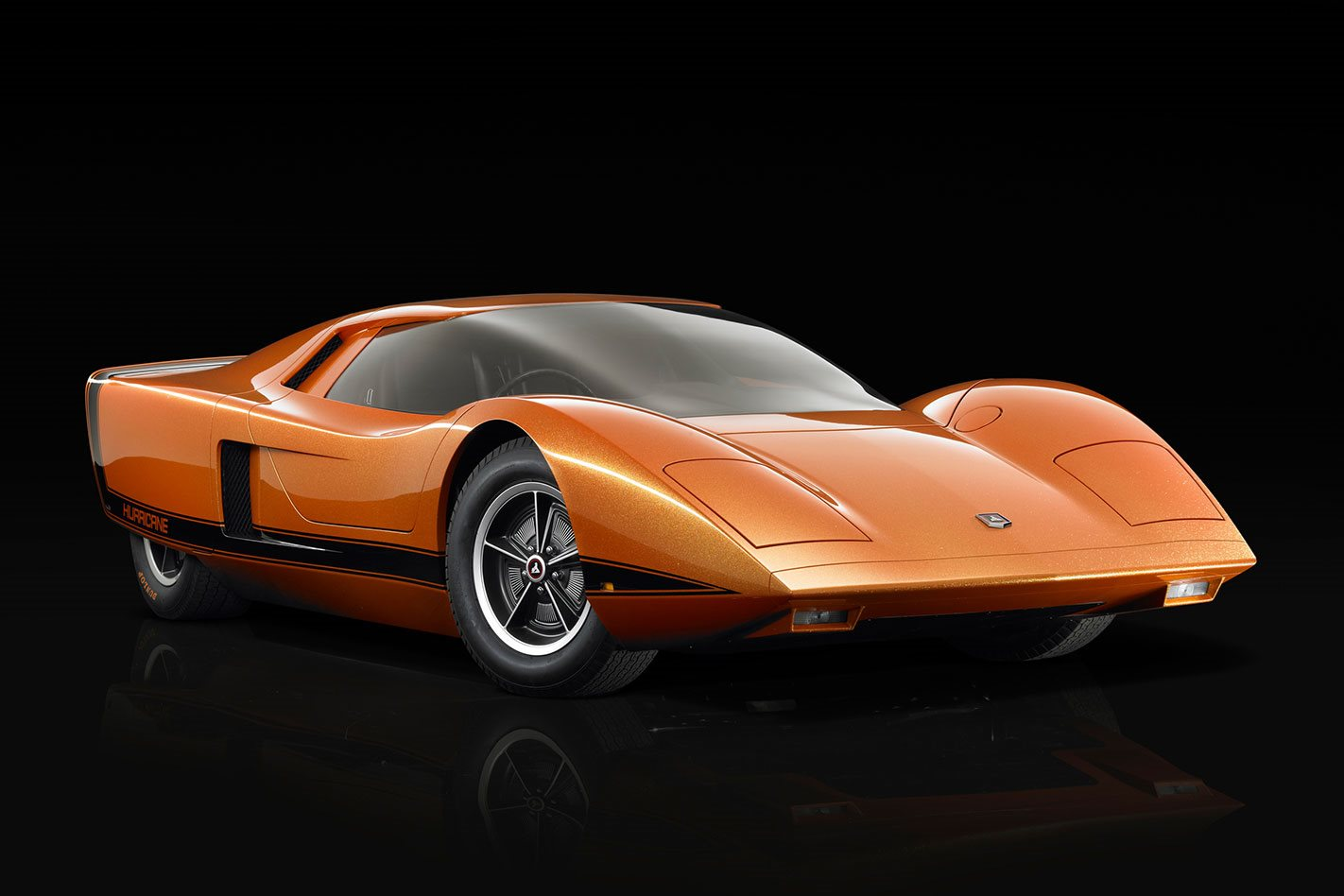 Australia's first super car is still ahead of its time