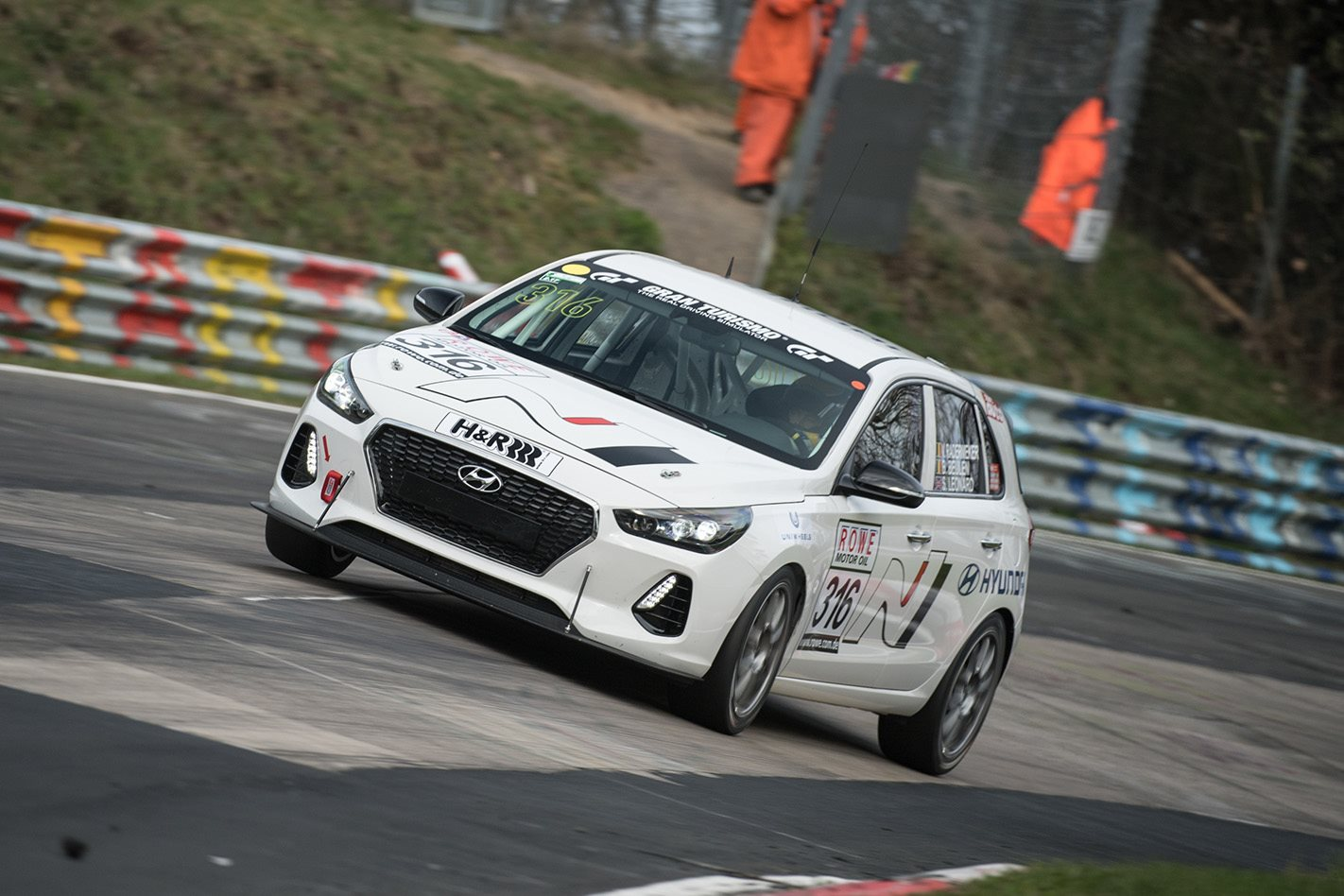 2018 Hyundai I30 N Makes Track Debut In Near Production Form