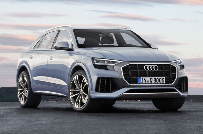 2017 Audi Q8 2018 Audi Q4 Added To Production Lines