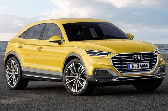 2017 Audi Q8, 2018 Audi Q4 added to production lines