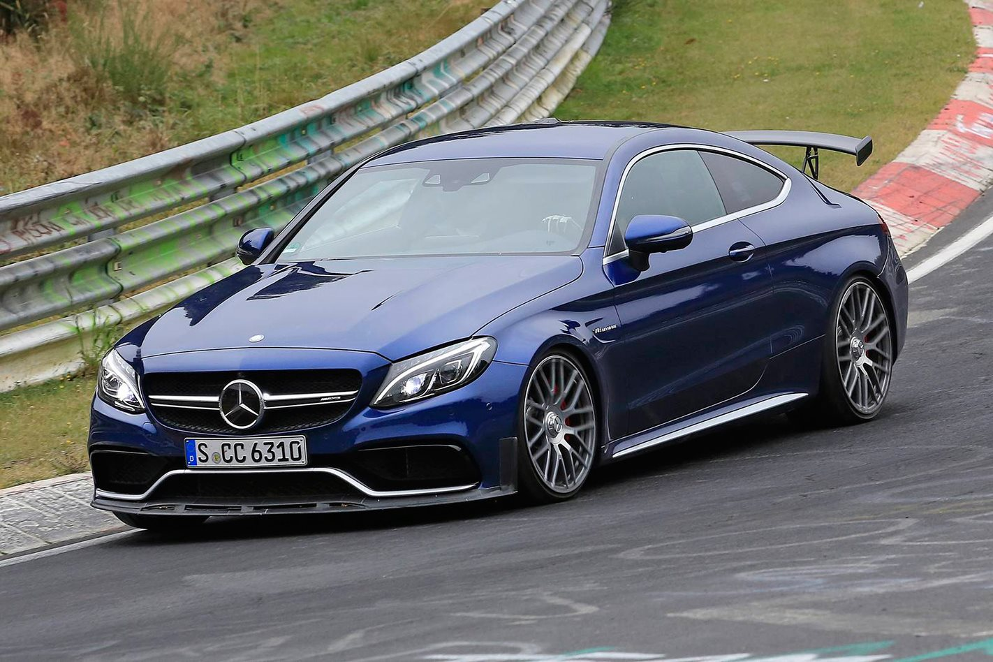 Amg Says No To C63 R As Gt Black Series Closes In