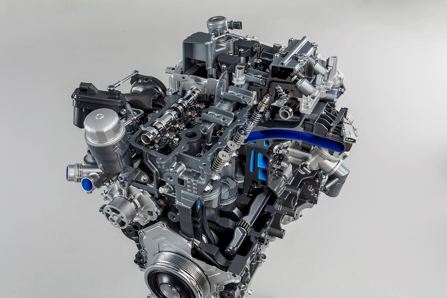 new york motor show jaguar f type four cylinder unleashed with 107k oz price wheels. Black Bedroom Furniture Sets. Home Design Ideas