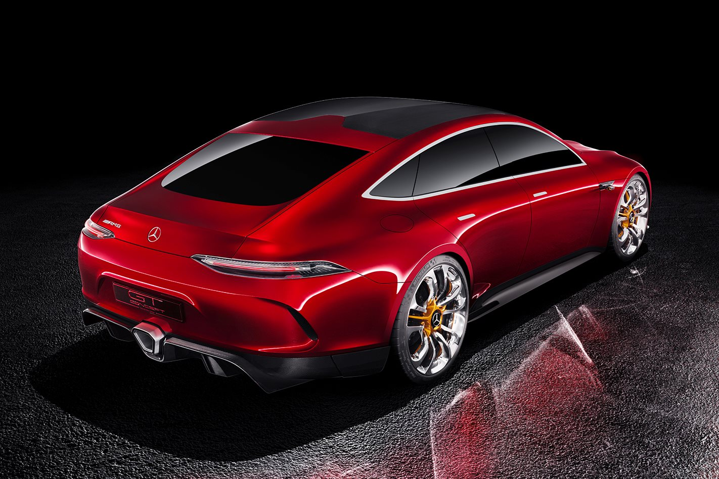 AMG GT 4 Concept