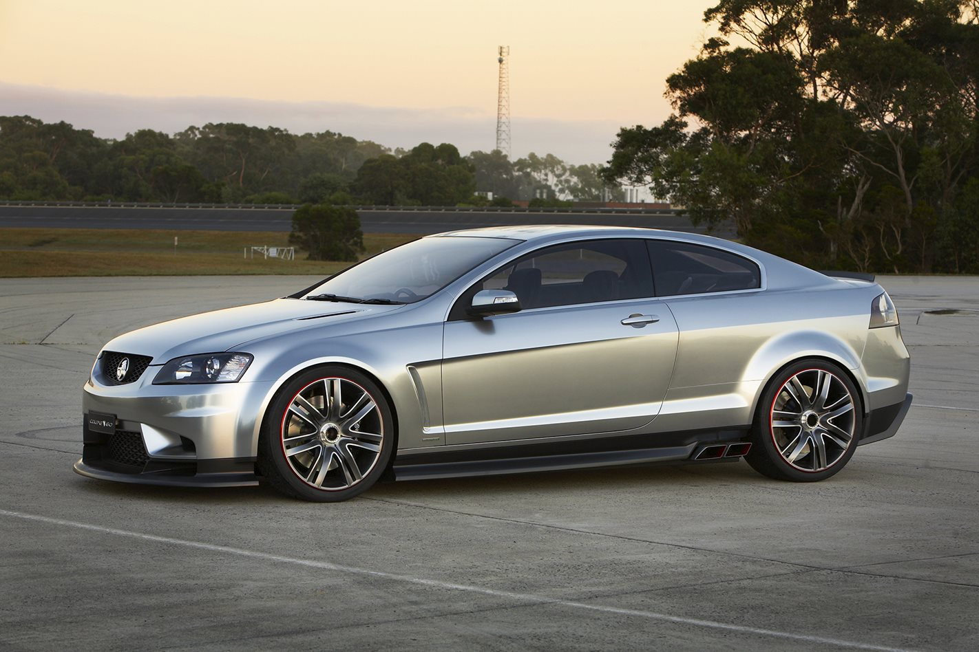 Australia's best concepts: 2008 Holden Coupe 60 | Wheels