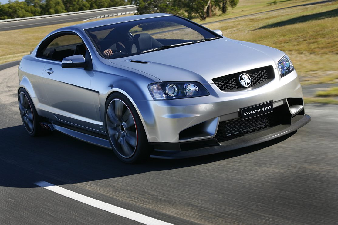 Australias best concepts 2008 holden coupe 60 wheels but it was the looming 60th anniversary of the lion badge that prompted the designers to lick their pencils and commit to finishing the commo coupe vanachro Images