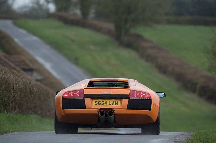 Lamborghini Murcielago With 415 000km On The Clock Is The Ultimate