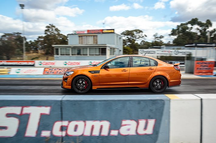 HSV GTS-R W1 misses performance claims