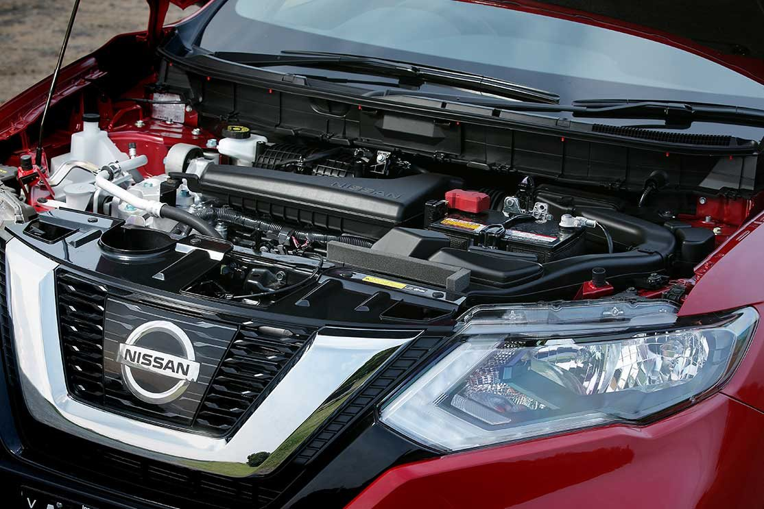 Nissan X Trail Engine >> 2017 Nissan X Trail Review