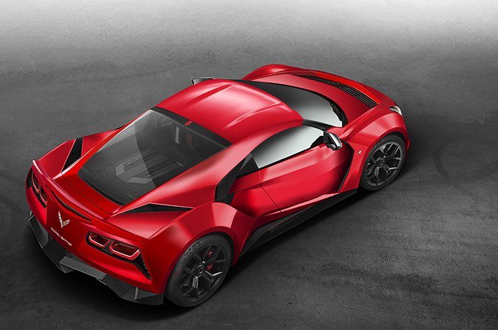 Without elaborating on the C8, Chevrolet design boss John Cafaro told ...