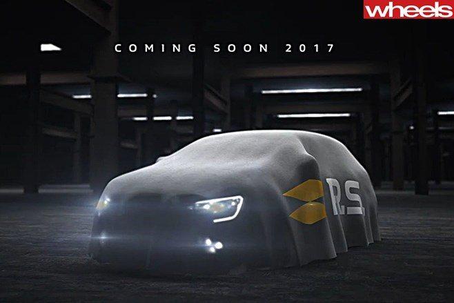 2017 Megane RS
