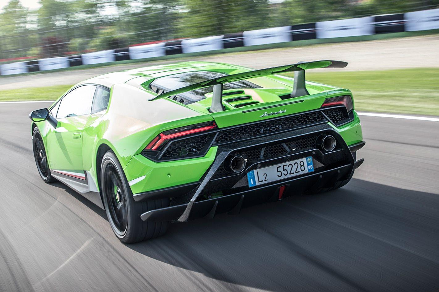 2017 Lamborghini Huracan Performante Review
