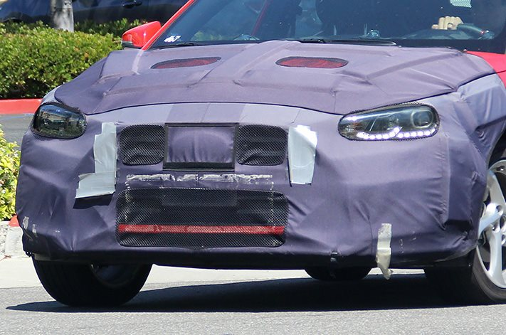 2018 hyundai veloster. exellent hyundai the velosteru0027s successor is expected to make its global debut toward the  end of year most likely at los angeles auto show in december inside 2018 hyundai veloster