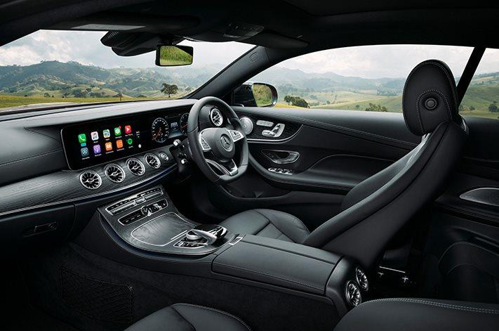 2017 Mercedes E400 Coupe review | Wheels