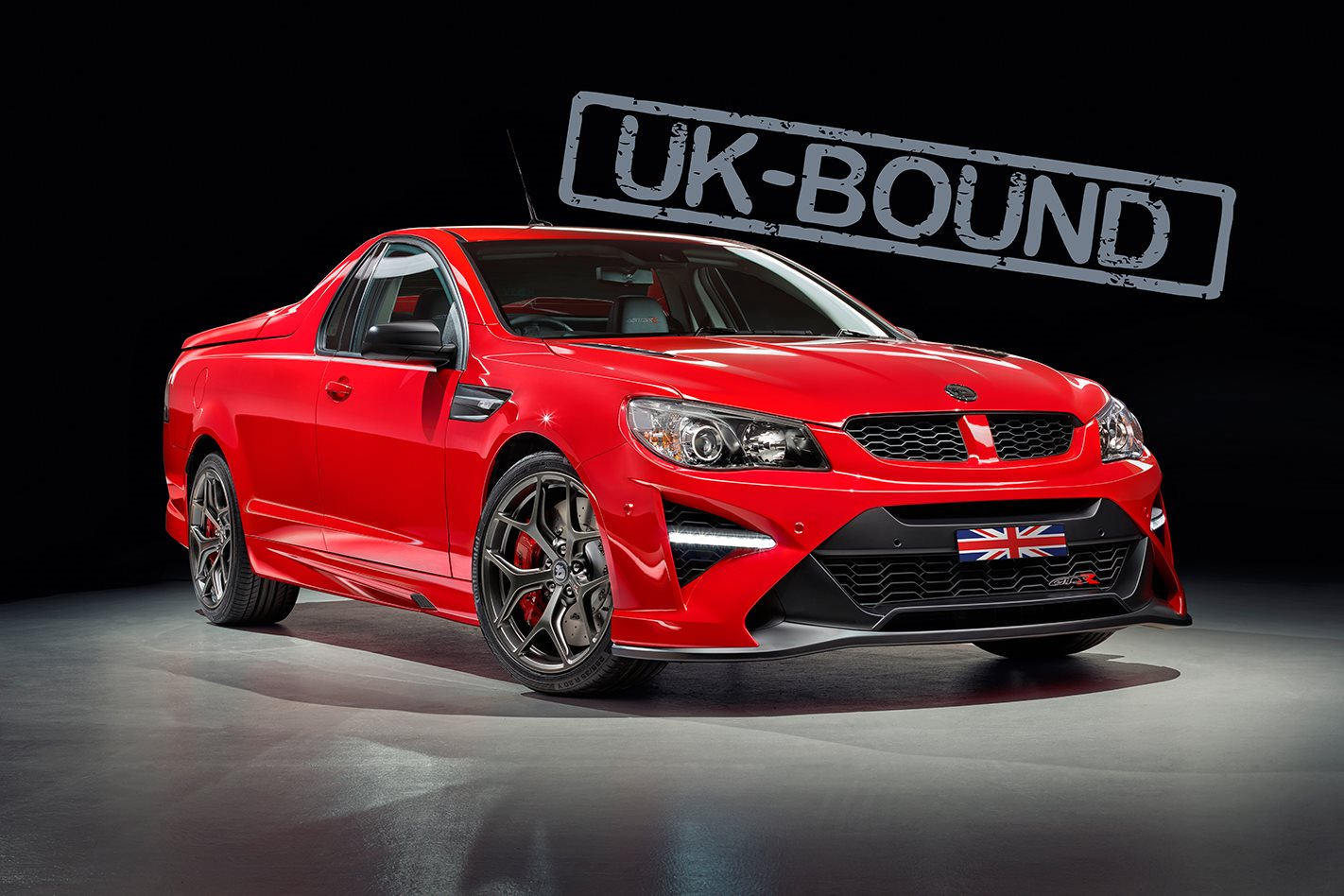 hsv maloo gtsr to be sold in the uk