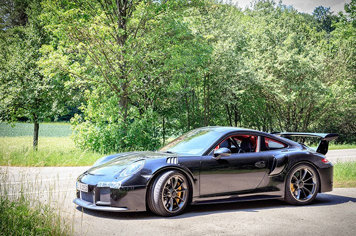 2018 porsche 911 gt2 rs prototype ride along wheels. Black Bedroom Furniture Sets. Home Design Ideas