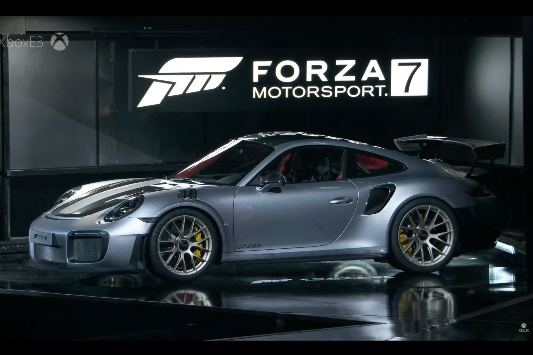 2018 porsche 911 gt2 rs revealed at e3 gaming convention wheels. Black Bedroom Furniture Sets. Home Design Ideas