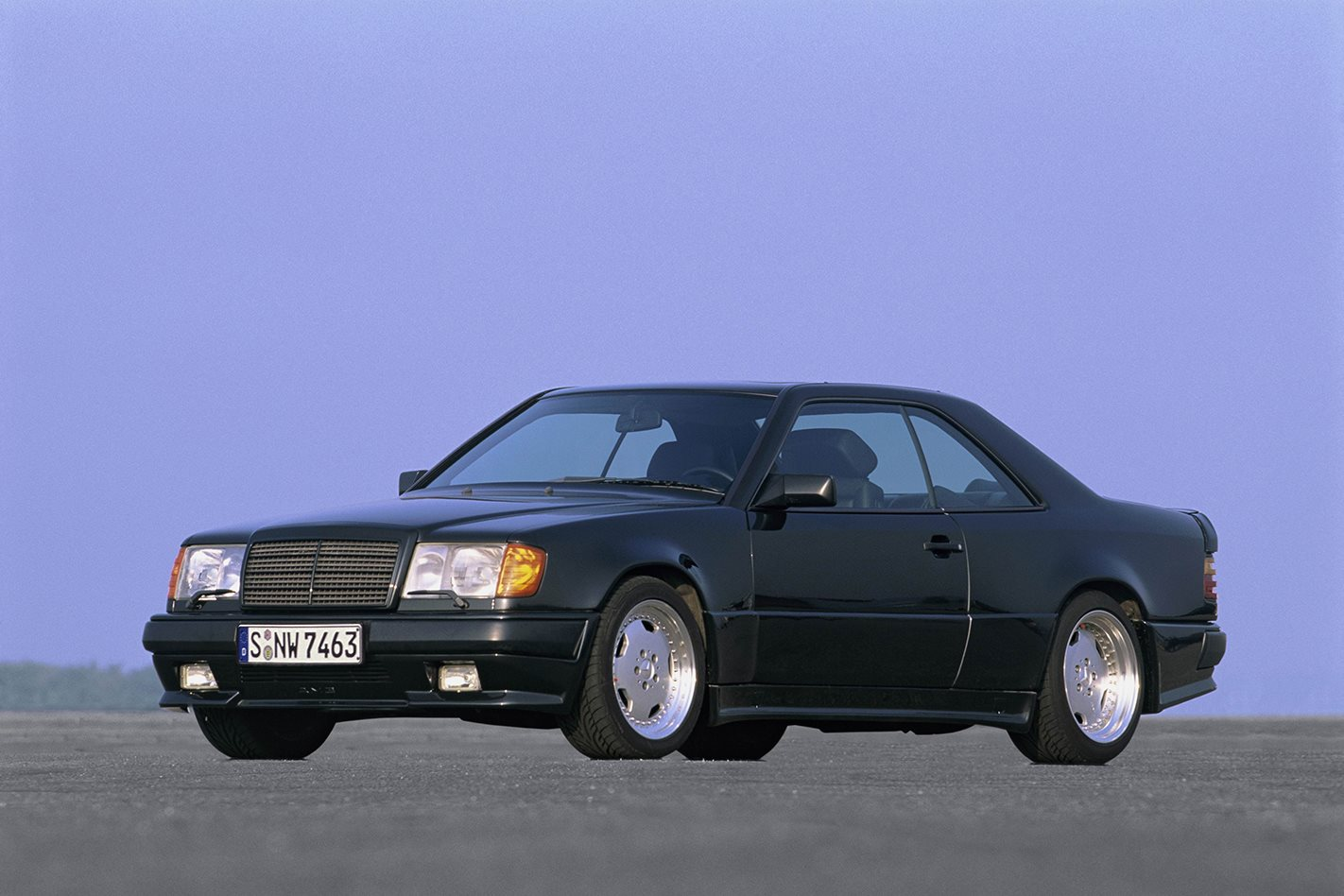 The Hammer: 1988 Mercedes-Benz 300CE 6 0 AMG review
