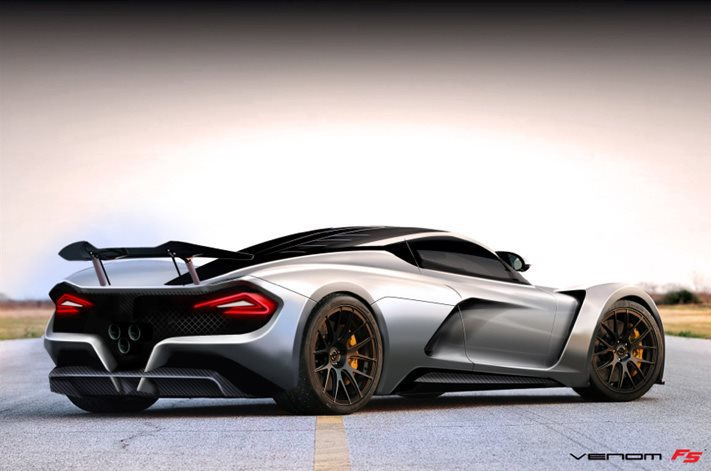 New Hennessey Hypercar Takes Direct Aim at the Bugatti Chiron