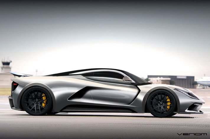 Chiron killer: new Hennessey Venom F5 hypercar targets 300mph top speed