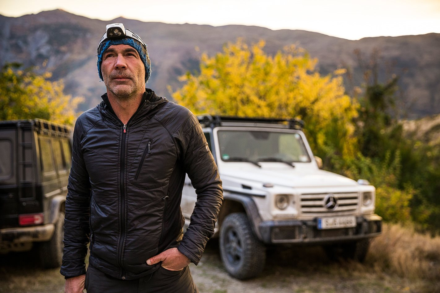 mike horn and two mercedes g500s take us on the trip of a lifetime through new zealand. Black Bedroom Furniture Sets. Home Design Ideas