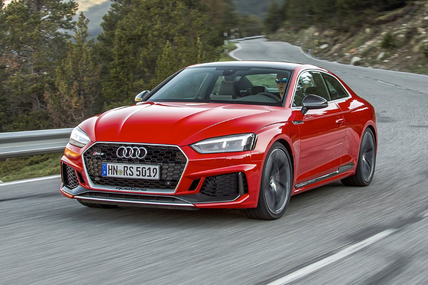 טוב מאוד 2017 Audi RS5 coupe review XK-56