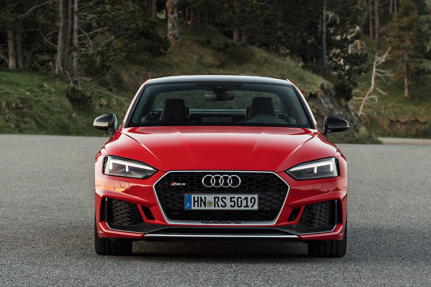 2017 Audi RS5 coupe review
