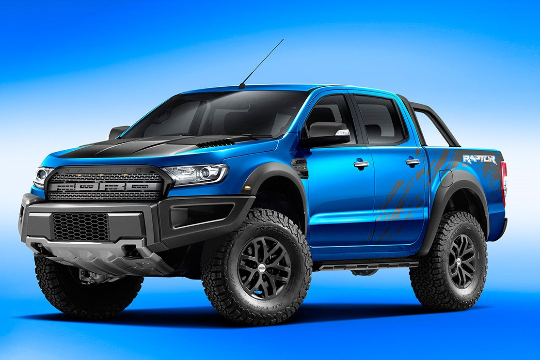 2018 ford ranger raptor spied in the wild. Black Bedroom Furniture Sets. Home Design Ideas