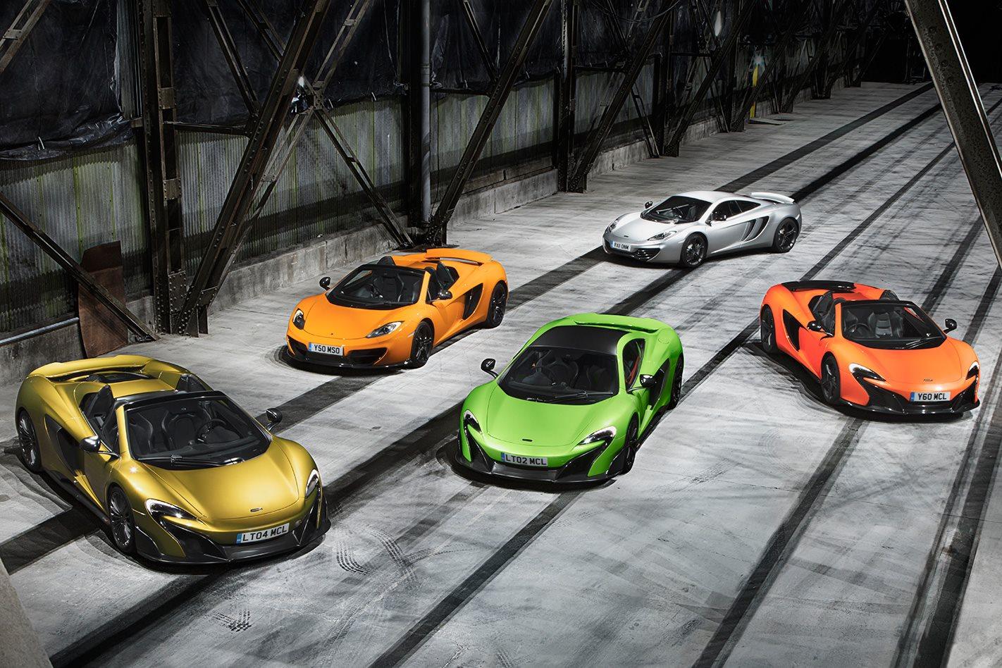 McLaren makes a profit in 2016