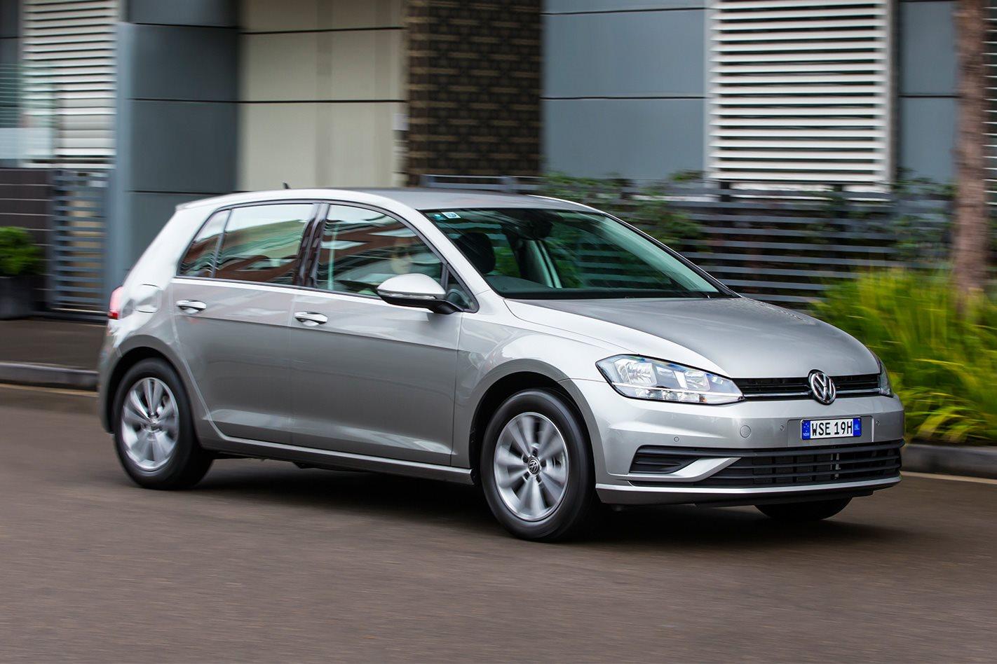 ed47b47cdc0c 2018 Volkswagen Golf 110TSI Comfortline review