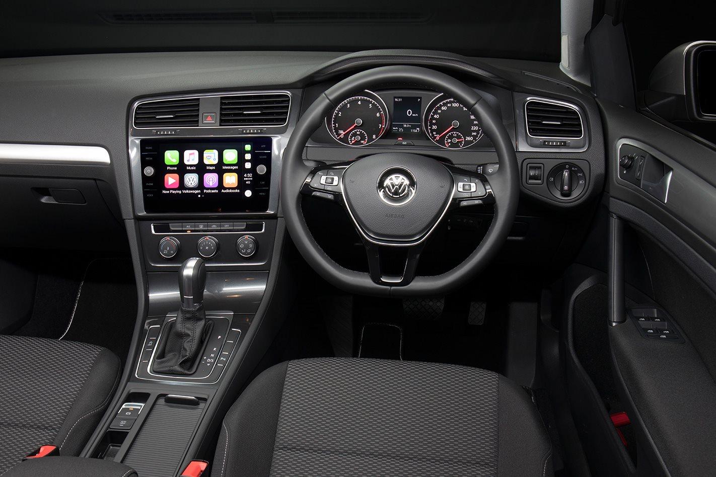 2018 Volkswagen Golf 110tsi Comfortline Review